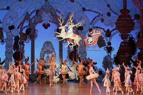 Cac nghe sy ballet nuoc Nga tai ngo khan gia Viet Nam - Anh 1