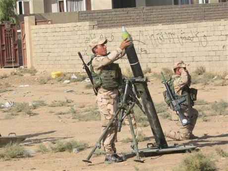 Quan doi Iraq giai phong hoan toan thanh pho co Nimrud khoi tay IS - Anh 1