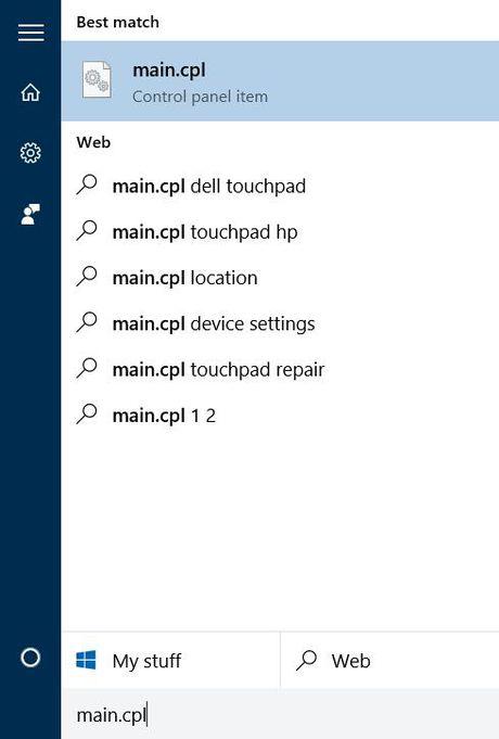 Thay doi huong cuon trang cua Touchpad tren Windows 10 - Anh 2
