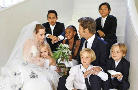 Angelina Jolie bi to 'choi ban', hen ha trong vu ly hon voi Brad Pitt - Anh 2