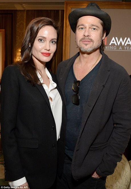 Angelina Jolie bi to 'choi ban', hen ha trong vu ly hon voi Brad Pitt - Anh 3