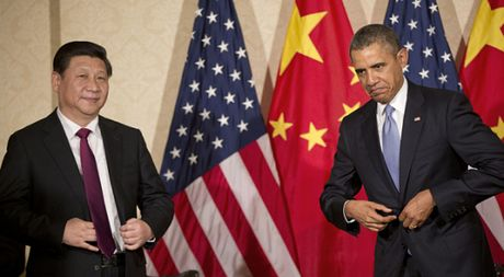 Obama that bai toan dien truoc Tap Can Binh, Trump co lat nguoc duoc the co? - Anh 1