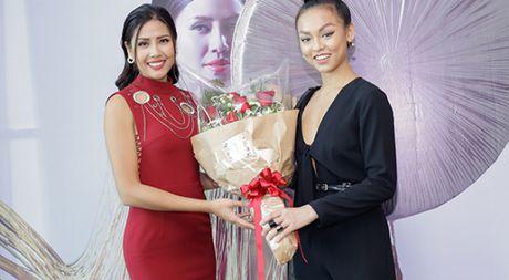 Nguyen Thi Loan se khong tham gia cuoc thi nao sau Miss Grand International - Anh 1