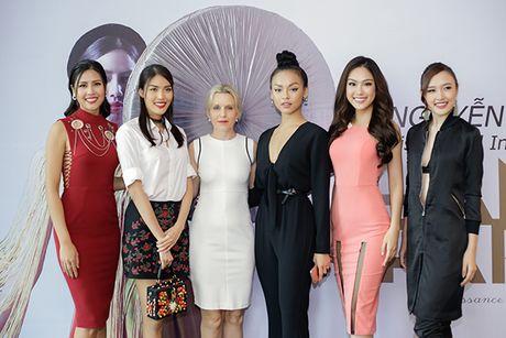 Nguyen Thi Loan se khong tham gia cuoc thi nao sau Miss Grand International - Anh 6