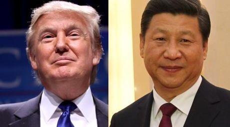 Cuoi cung thi Chu tich Trung Quoc Tap Can Binh cung dien dam voi ong Trump - Anh 1