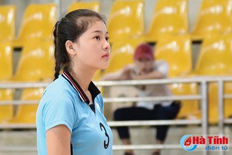 Nhung 'bong hong' tai Giai bong chuyen tre Cup cac CLB toan quoc - Anh 3