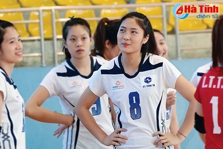 Nhung 'bong hong' tai Giai bong chuyen tre Cup cac CLB toan quoc - Anh 5