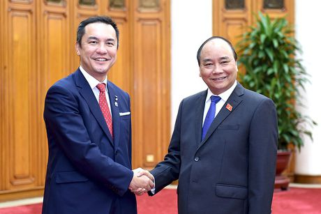 Viet Nam coi Nhat Ban la doi tac quan trong hang dau - Anh 1