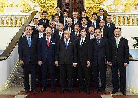 Viet Nam coi Nhat Ban la doi tac quan trong hang dau - Anh 2
