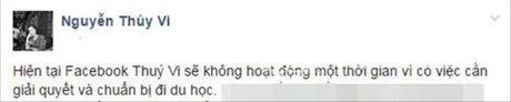 Thuy Vi lai bi cu dan mang 'boc me' vi viet tieng Anh sai - Anh 3