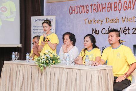Dan sao hoi ngo de ung ho chuong trinh tu thien Turkey Dash 4 - Nu cuoi Viet 2016 - Anh 8
