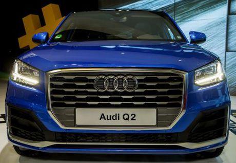 Audi Q2 va A5 Coupe vinh du nhan giai xe tot nhat nam 2016 - Anh 3