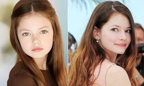 Mackenzie Foy - tu co be dong 'Twilight' den my nhan 16 tuoi - Anh 1