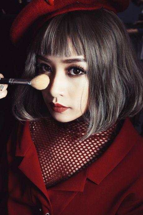 Chi Pu sanh vai cung dan sao khung tai le trao giai Asia Artist Awards 2016 - Anh 4