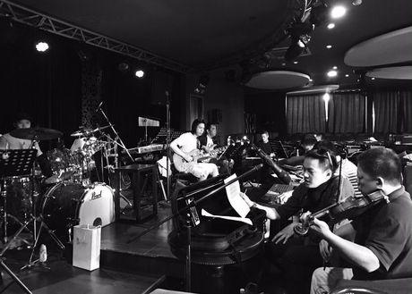 Sau 'vien ngoc' tren san khau The Master of Symphony 2016 - Anh 4