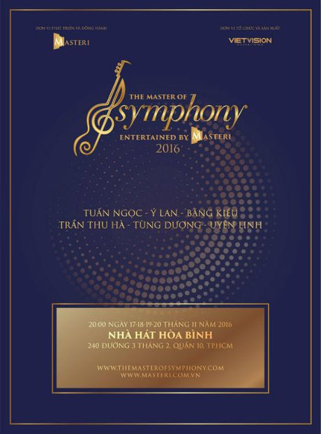 Sau 'vien ngoc' tren san khau The Master of Symphony 2016 - Anh 5