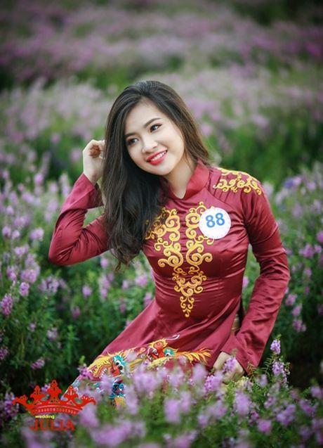12 guong mat xuat sac nhat cua Nu sinh thanh lich IMISS Huha 2016 - Anh 12