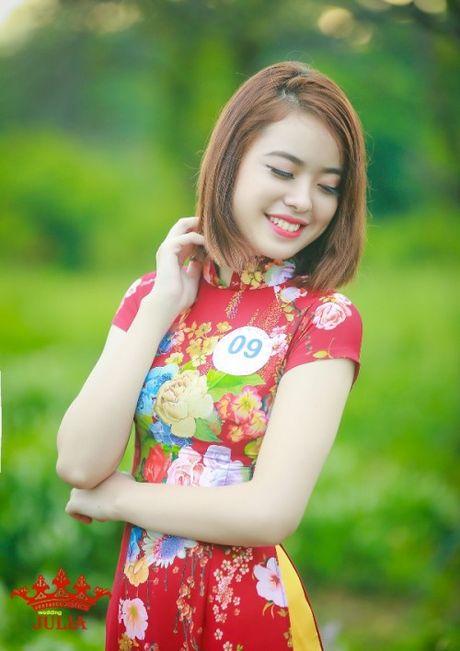 12 guong mat xuat sac nhat cua Nu sinh thanh lich IMISS Huha 2016 - Anh 2
