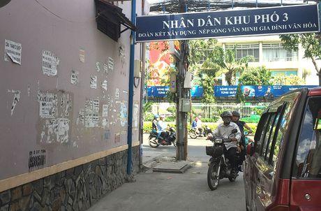 Rac quang cao du loai 'tra tan' nguoi dan Sai Gon - Anh 1