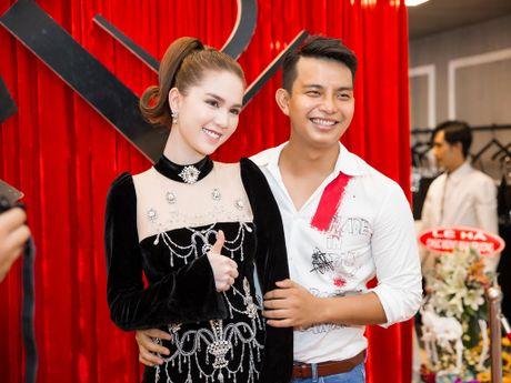 Nha thiet ke Do Long phu nhan ten tuoi le thuoc Ngoc Trinh - Anh 1