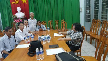 Buoi thuong luong lan 5 boi thuong oan sai cho ong Huynh Van Nen bat thanh - Anh 1