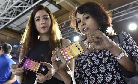 So Android het mien phi, Samsung dau tu manh cho Tizen - Anh 1