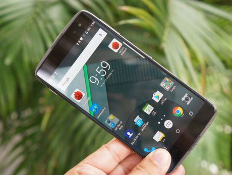 Ngay mai, BlackBerry DTEK60 sieu bao mat len ke, gia ban 13,9 trieu dong - Anh 1
