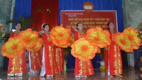 Quang Binh to chuc Ngay hoi Dai doan ket - Anh 1
