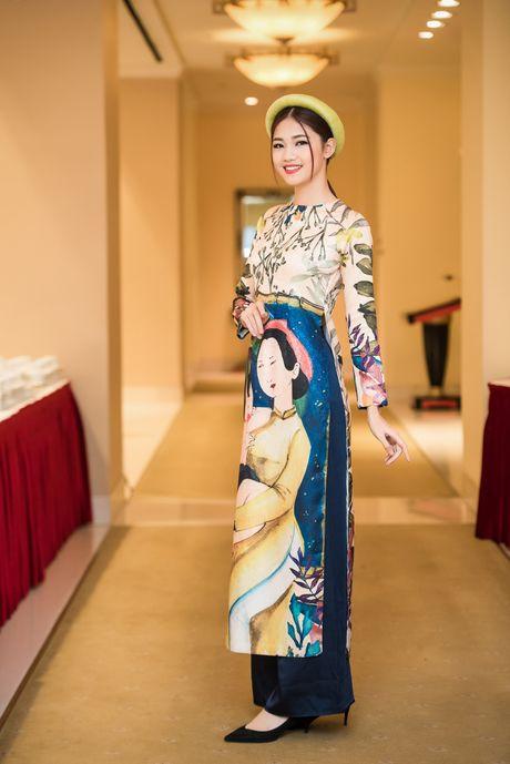 Pham Huong kin dao, Ngoc Duyen goi cam dep nhat tuan - Anh 5