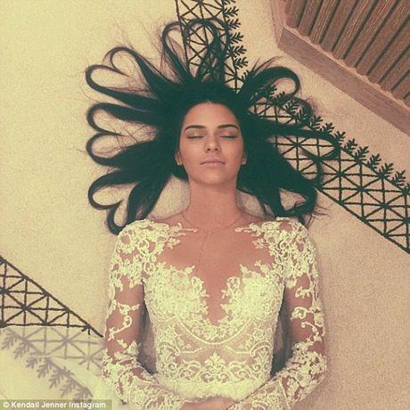 Kendall Jenner xoa tai khoan ca nhan voi hon 60 trieu fan? - Anh 2