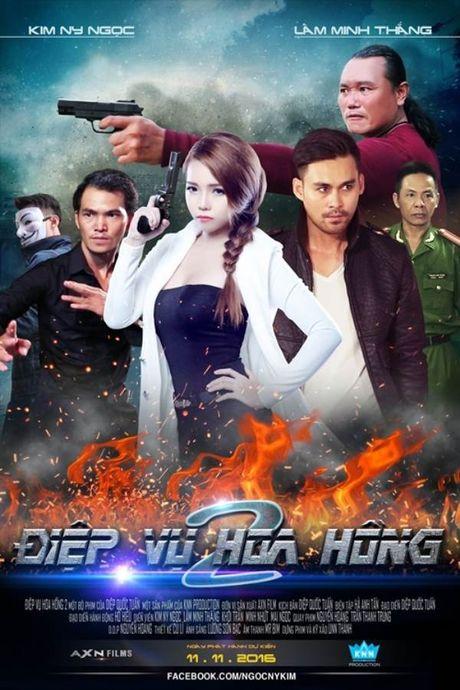 Lam Minh Thang, Kim Ny Ngoc lam phim ca nhac hanh dong - Anh 1