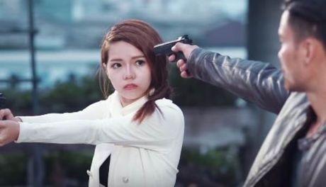 Lam Minh Thang, Kim Ny Ngoc lam phim ca nhac hanh dong - Anh 3