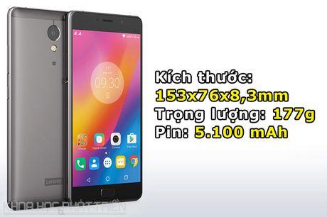 Tren tay smartphone thiet ke dep, cau hinh tot, pin 5.100 mAh - Anh 3