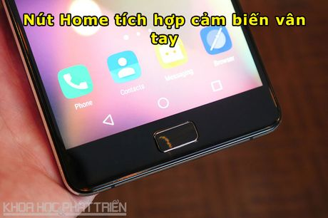 Tren tay smartphone thiet ke dep, cau hinh tot, pin 5.100 mAh - Anh 9