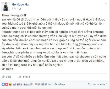 Ha Ho muon sieu xe cua Cuong Do la: Chuyen binh thuong o huyen - Anh 3