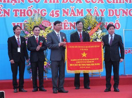 Vien Nghien cuu Ngo nhan Co thi dua cua Chinh phu - Anh 1