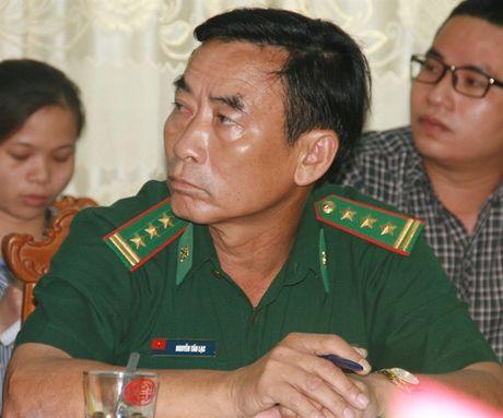 Vu pha rung po mu Quang Nam: Hang loat can bo bi ky luat - Anh 1