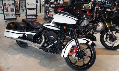 Xe khung Harley-Davidson gia 1,3 ty tai Viet Nam - Anh 1