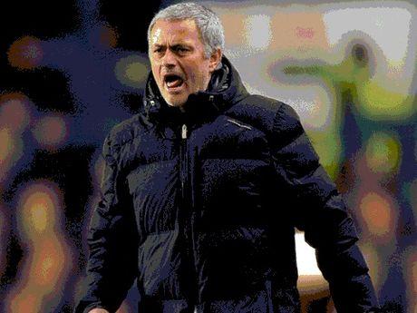 Mourinho: Moi thien tai deu an chua su phi ly - Anh 1