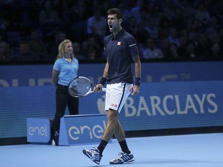 Tennis ngay 14/11: Djokovic phan phao khi bi chi trich. 'Trai hu' Kyrgios duoc vinh danh - Anh 3