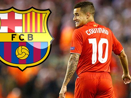 Coutinho la su thay the ly tuong cho Iniesta - Anh 1