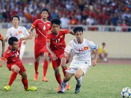 Myanmar thua trang Oman truoc AFF Suzuki Cup 2016 - Anh 1