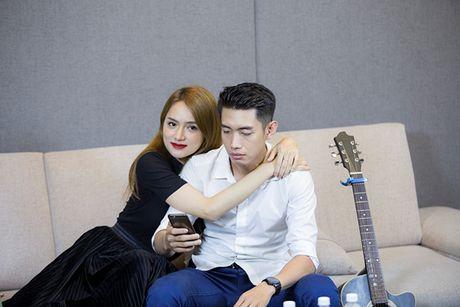 Huong Giang Idol he lo Quang Dang la 'tinh cu' cua minh - Anh 10