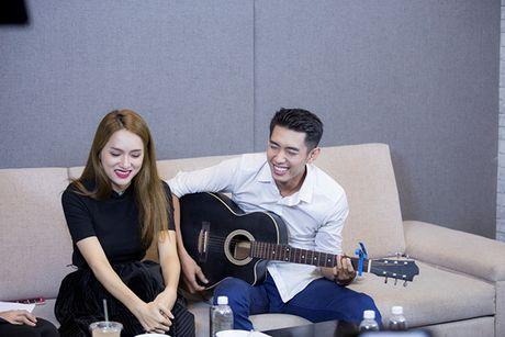 Huong Giang Idol he lo Quang Dang la 'tinh cu' cua minh - Anh 11