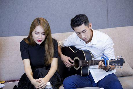 Huong Giang Idol he lo Quang Dang la 'tinh cu' cua minh - Anh 12