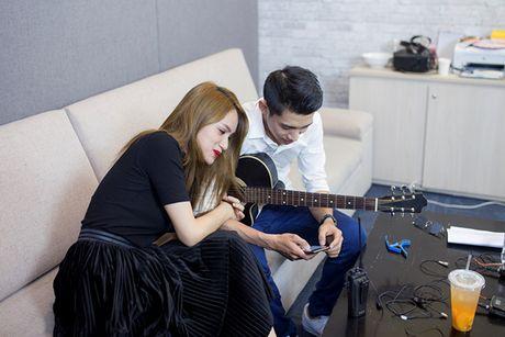 Huong Giang Idol he lo Quang Dang la 'tinh cu' cua minh - Anh 13