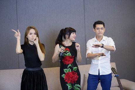Huong Giang Idol he lo Quang Dang la 'tinh cu' cua minh - Anh 15