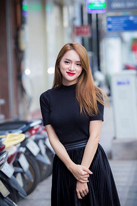Huong Giang Idol he lo Quang Dang la 'tinh cu' cua minh - Anh 3