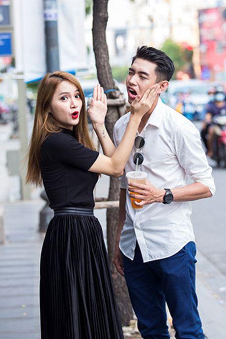 Huong Giang Idol he lo Quang Dang la 'tinh cu' cua minh - Anh 4