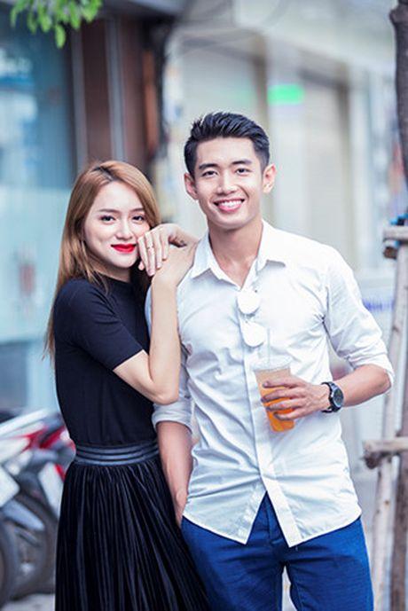 Huong Giang Idol he lo Quang Dang la 'tinh cu' cua minh - Anh 5